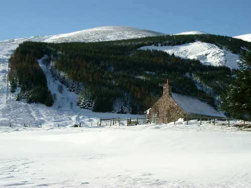 Glenshee Winter