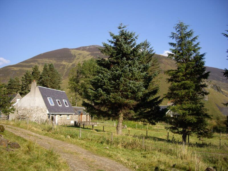 Dalmunzie Highland Cottages